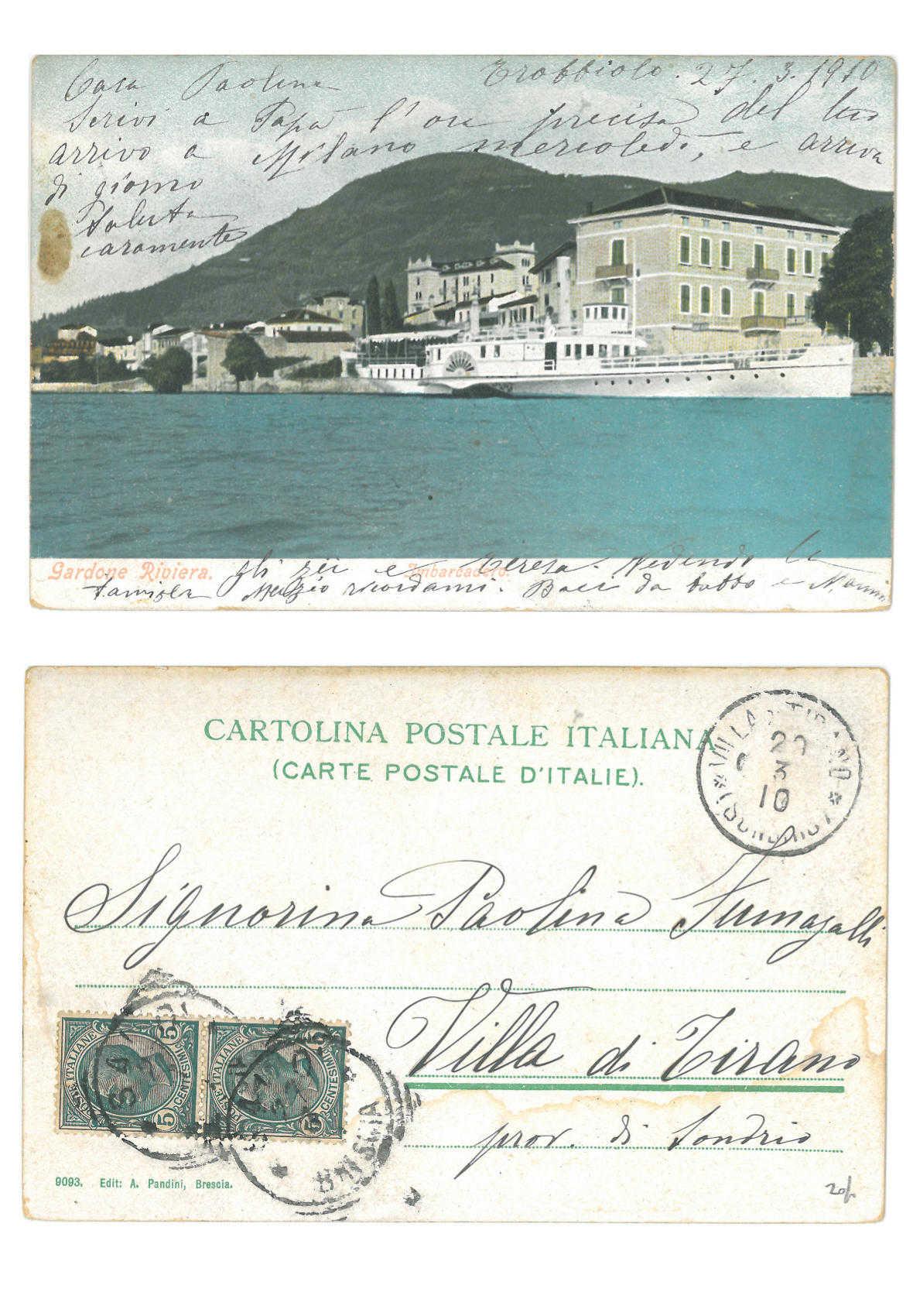 Gardone Riviera - Imbarcadero