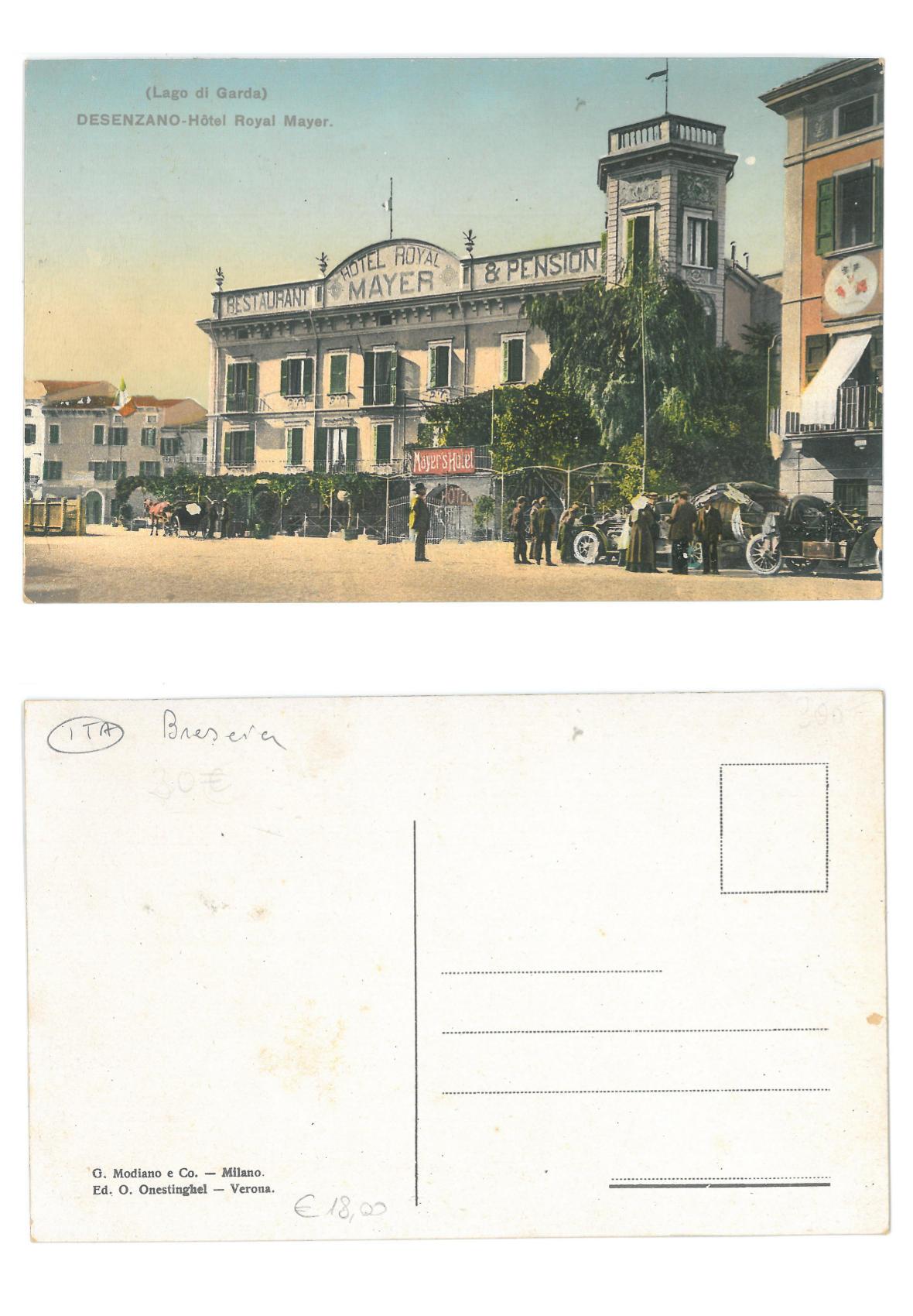 Desenzano - Hotel Royal Mayer
