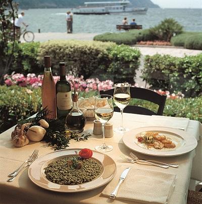 Ricette del Lago di Garda